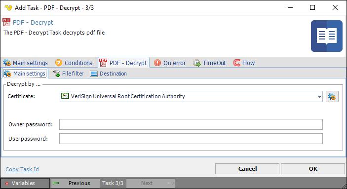 Task PDF - Decrypt